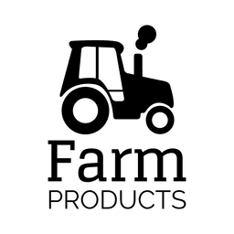 Tractor farm label.svg