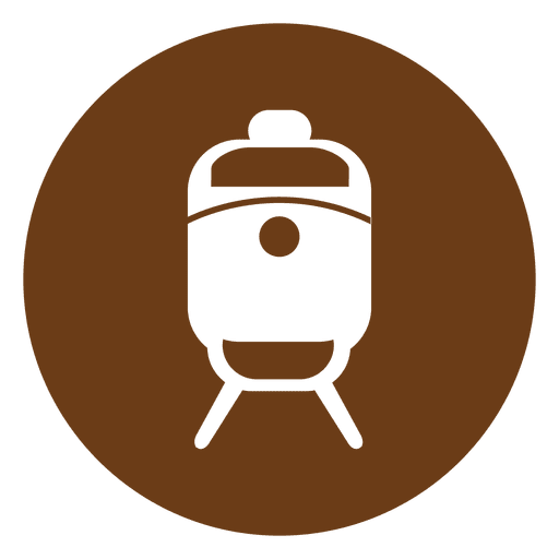 Train station  icon Transparent PNG