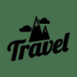 emblema de viagem