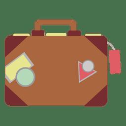 Icono de bolsa de viaje