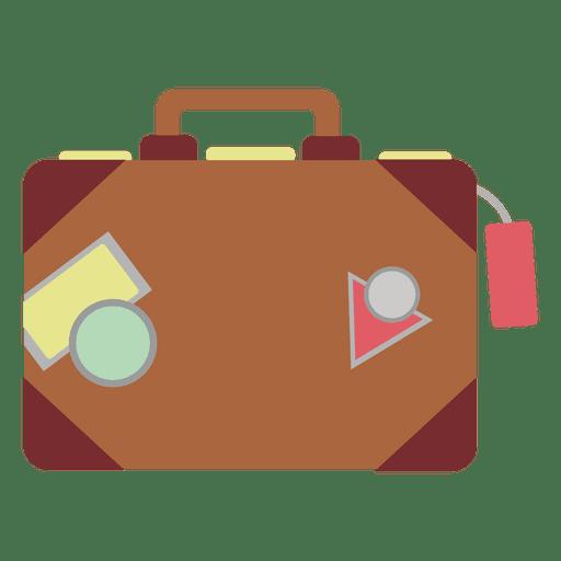 Icono de bolsa de viaje Transparent PNG