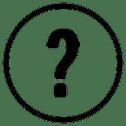 Icono de viaje redondo