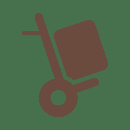 Ícone de entrega Trolly Transparent PNG