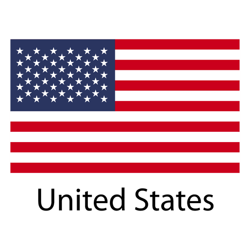 Bandera nacional de estados unidos