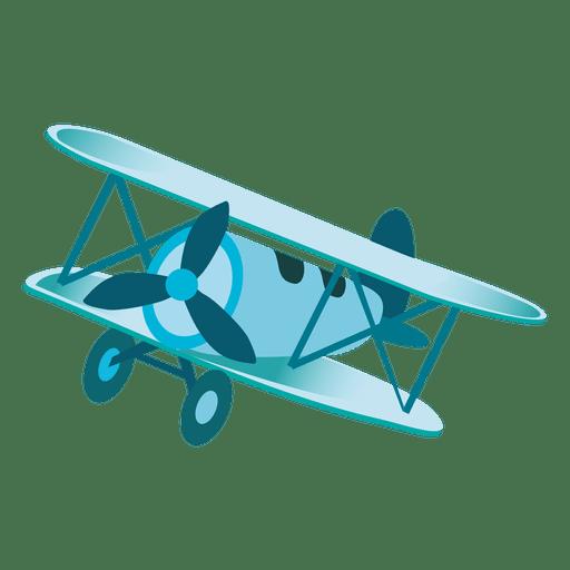 Avion vintage Transparent PNG