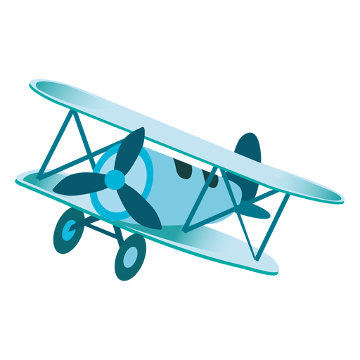 Vintage airplane