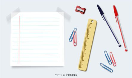 Stationary Set Vector