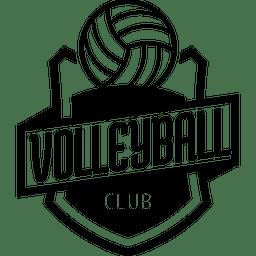 Insignia de voleibol