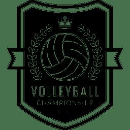emblema del voleibol