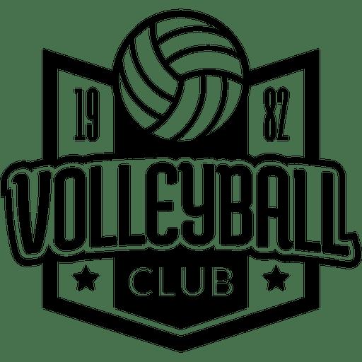 Etiqueta de voleibol
