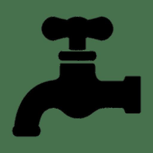 Símbolo del grifo de agua.svg