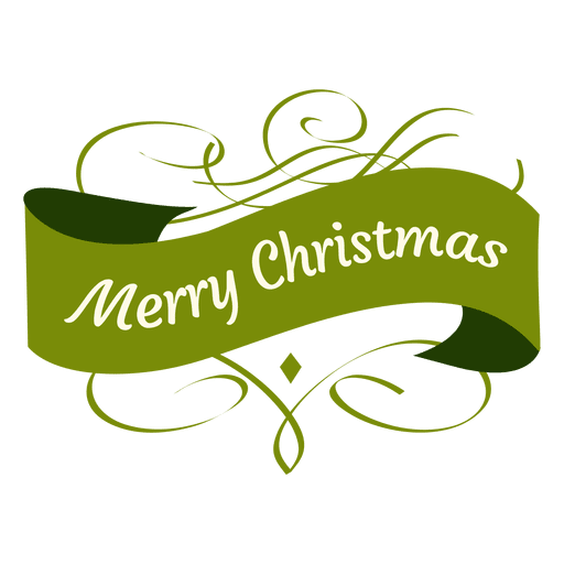 Merry Christmas Text Transparent Png Svg Vector