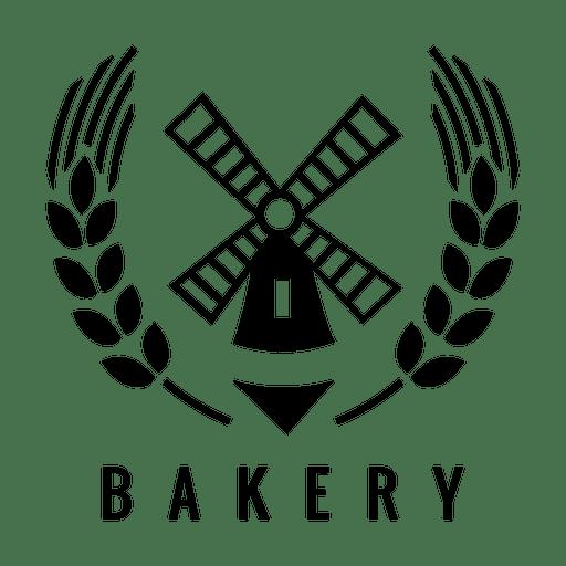Windmill bakery logo.svg Transparent PNG