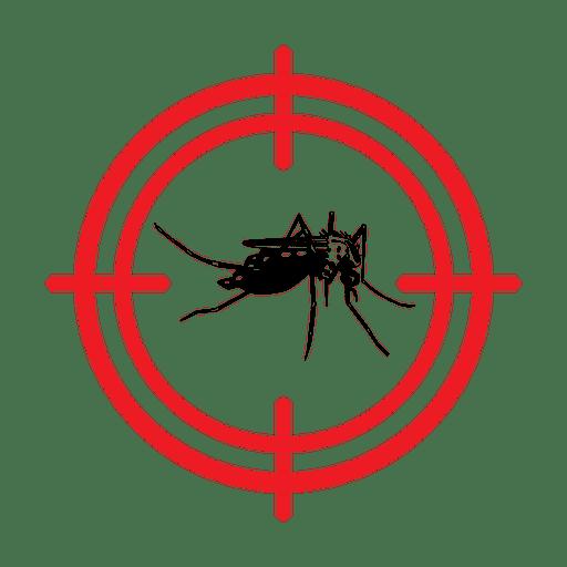 Zika virus target.svg Transparent PNG