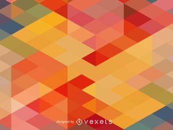 Rot tont abstrakten Hintergrund