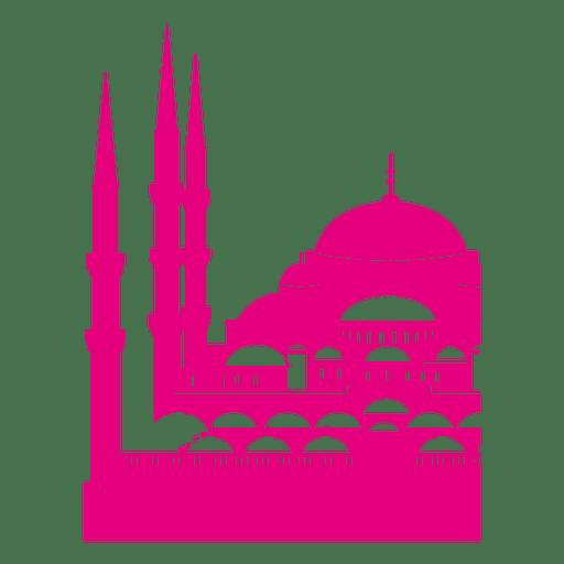Sultan ahmet mosque Transparent PNG