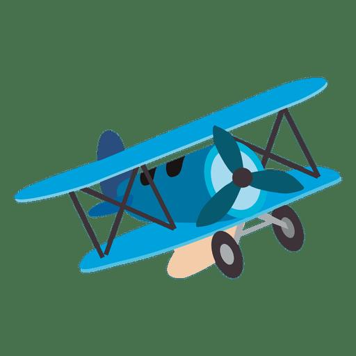 Dibujos animados de avión de juguete Transparent PNG
