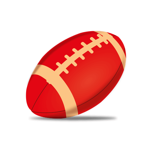 American football Transparent PNG
