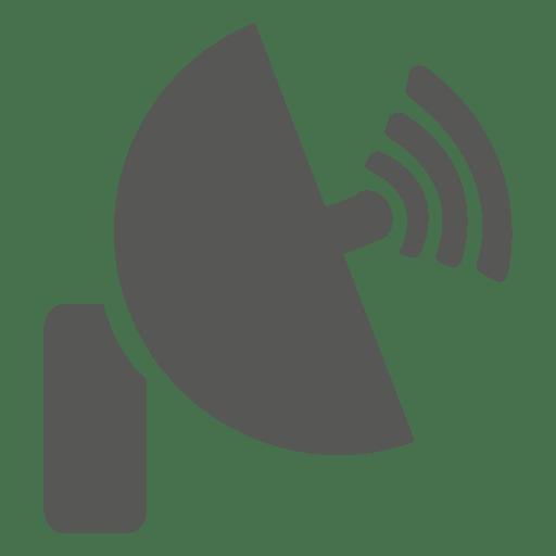 Icono de torre de antena