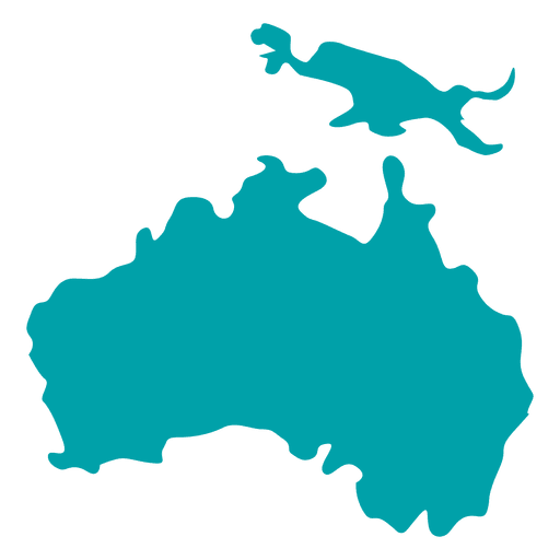 Australian continent blue map transparent png svg vector australian continent blue map transparent png gumiabroncs Image collections