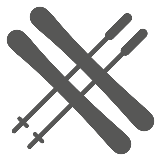 Barbecue grill sticks icon Transparent PNG