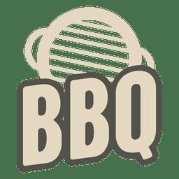 Logotipo de la barbacoa 2