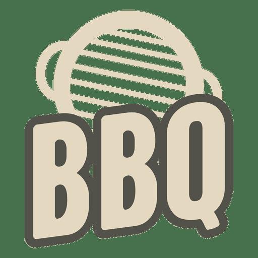 Logotipo de la barbacoa 2 Transparent PNG