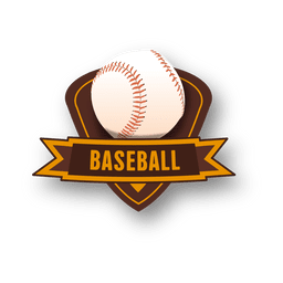 logotipo del béisbol