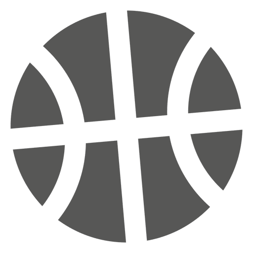 Basketball front icon
