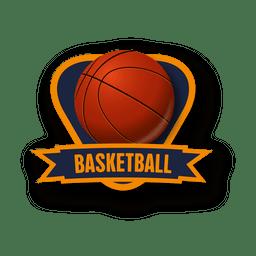 Logo de baloncesto