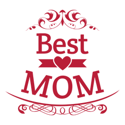 Best mom badge 5