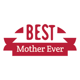 Mejor etiqueta de la madre