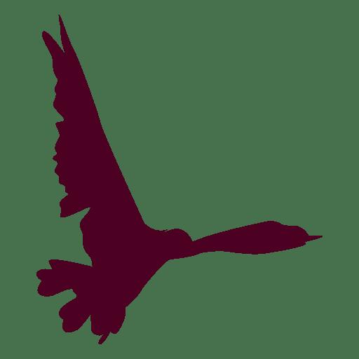 Bird flying high motion  Transparent PNG