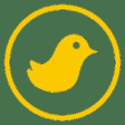 Icono de anillo bitbean