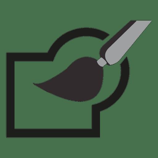Blob brush tool Transparent PNG