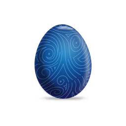 Blue lines easter egg