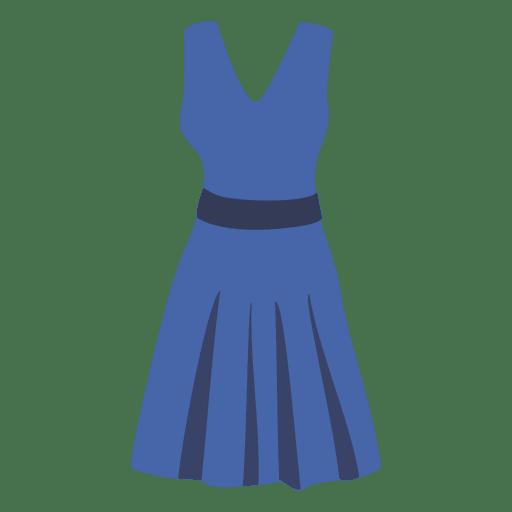 Paño de mujer azul Transparent PNG
