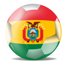 Bolivia flag ball