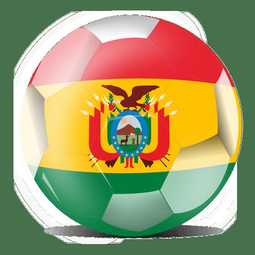 Bolivia flag ball Transparent PNG