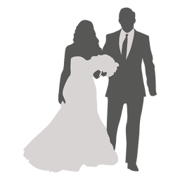 Brautbräutigam, der 2 geht