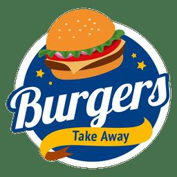 Logotipo de hamburguesas 1