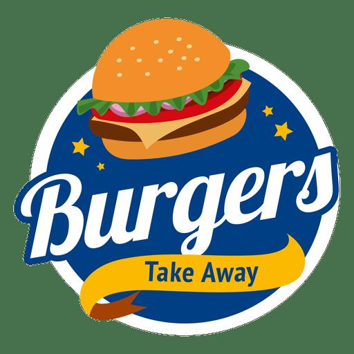 Burgers logo 1 Transparent PNG