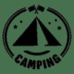 Acampamento emblema 2