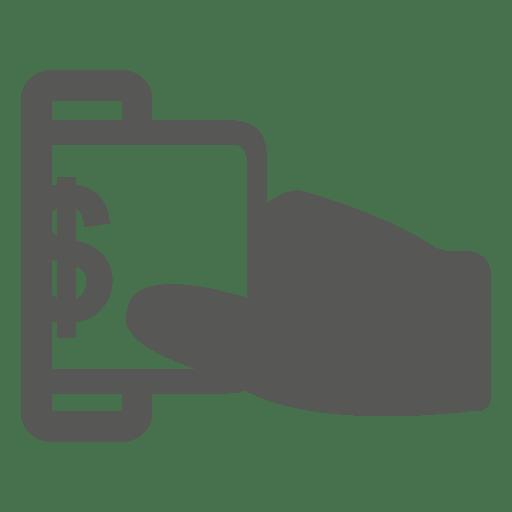 Cartão, inserindo, atm, ícone Transparent PNG