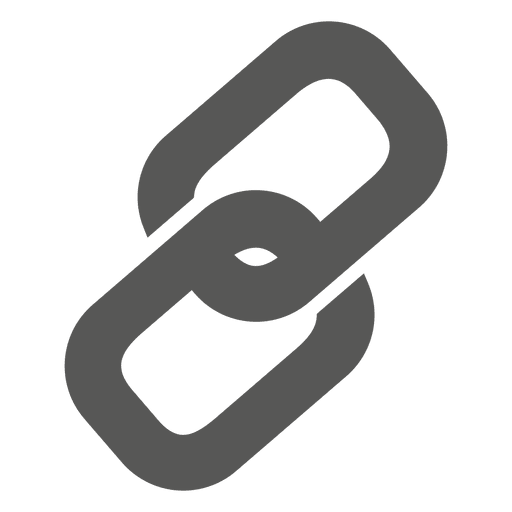 Chain piece icon Transparent PNG
