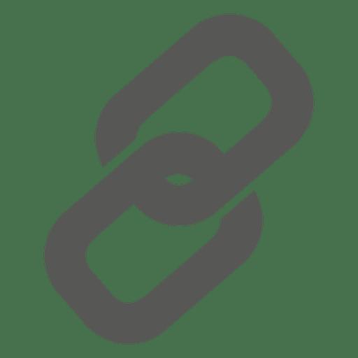 Icono de pieza de cadena Transparent PNG