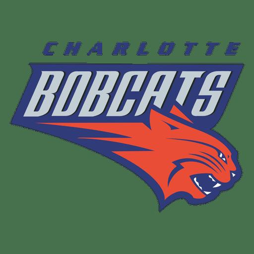 Charlotte Bobcats Logo Transparent Png Svg Vector