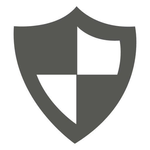 Checked shield icon Transparent PNG