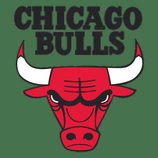 Logo de toros de chicago Transparent PNG