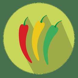 Paprika-Symbol